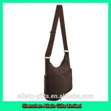 Women nylon custom single strap luggage hobo tote bag