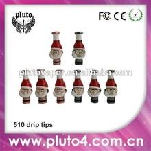 Wholesale Christmas 510 Drip Tip Adjustable on sale
