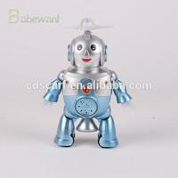 hot sale light kids toy, sing robot toys, kids light up toys