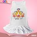 caliente venta nueva llegada el mejor precio de cumpleaños de vestidos para niñas