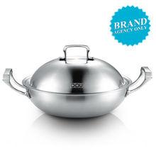 OOU Binaural health non-stick frying pan