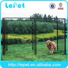 low price iron pet cage plasticdog cage puppy pen