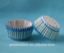 Food quality cupcake wrapper mini cake cup