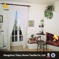 2015 hot bordado cortina de renda tecido