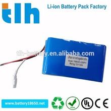 12V li-ion rechargeable battery 12ah for solar street light