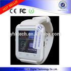 1.44 inch smart phone watch android smart watch cheap sport water resistant bluetooth smart u8 watch