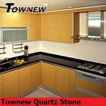 New-style composite material artificial quartz stone countertop kitchen use