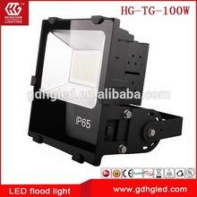 New Design good heat dissipation 100w led light flood light China