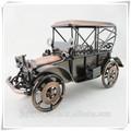 Retro clássico de ferro fundido modelo de carro para reminiscência decoração e decoração de e presentes