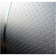 ST37 ST52 chequered steel plate