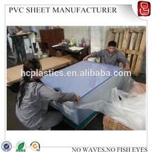 pvc clear sheet film/pvc/vinyl suit/pvc film for stainless steel