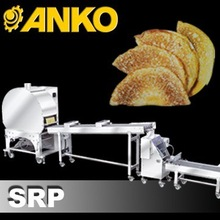 Anko Big Scale Mixing Food Processing Electric Automatic Crepe Making Machine