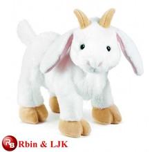 OEM soft ICTI plush toy factory plush toy goat