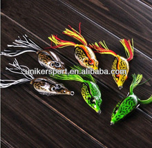 Best Saller Lure Frog Bait Fishing Silicon