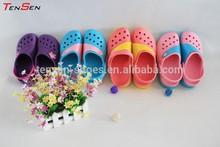 Chine nouvelle dame de style doux jardin chaussures
