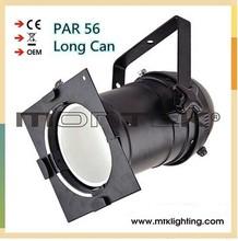 Outdoor 150W par can light waterproof lights backdrop wedding,church,night club par 56 round par light