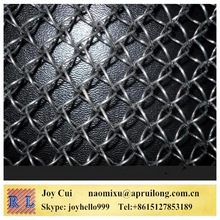 brass wire decorative mesh manufacturer/copper wire decorative mesh factory