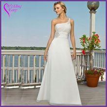 Professional OEM Factory Custom Design raw silk wedding dress