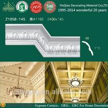 Top Quality Home Decoration Gypsum/Plaster Cornice Designs