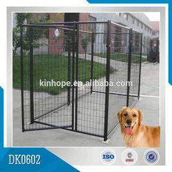 Chain Link Unique Large Dog Kennel