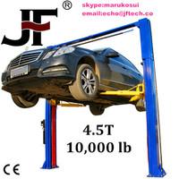 Useful auto lift ramp