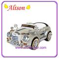 Alison carro estilo vintage C018005 recarregável passeio em carros de bateria para mercado dos eua
