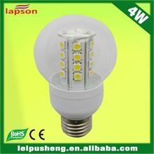indoor export 4w led bulb light 240lm 220v led corn light bulb