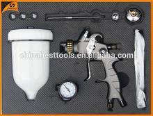 SAT1215B-K painting air tools kit lvlp paint spray gun