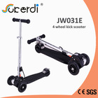 2014 new patent product high quality foldable kids kick scooter scooter kick