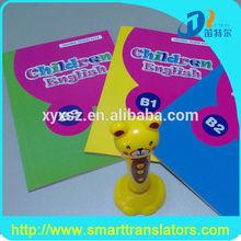Cutest English French Arabic Chinese Korean Talking Singing Storytelling Pens DC011 for Kids