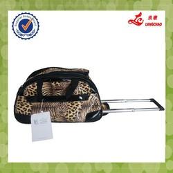 """2014 18"""" two wheels duffle bag handbag wholesale"""