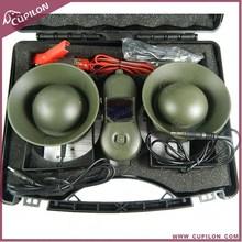 Hunting Equipment 50w 150db 12v-24v High Power Hunting Bird Caller