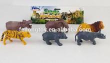 yabani hayvan oyuncak plastik orman hayvan oyuncaklar