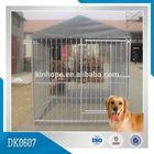 Steel Structure Dog Runs