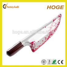 Custom 6 P PVC inflatable kitchen knife