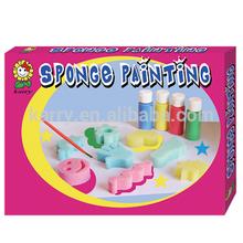 Sponge Painting set