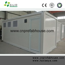 best price Luxury type container house wooden log Container home shipping container log house