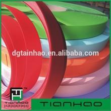 Tianhao pvc edge banding furniture edge banding good color and high quality