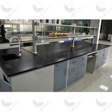 International standard Acid resistance Solid working desk for hospital lab