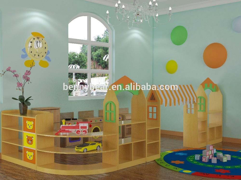 Taman Mainan Kanak-kanak Baru Taman Kanak Kanak