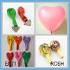 Hot Sale printing balloon, LED balloon ,heart balloon for Christmas