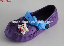 popular design colorful soft beach walk cheap wholesale ruffles slipper sandal