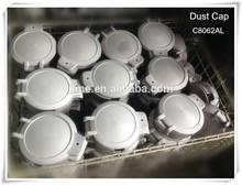 API 4'' Aluminum Adaptor Valve Dust Cap for Tank Truck Parts