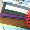 custom wholesale colorful non woven felt fabric manufacturer