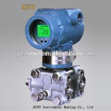 diaphragm type pressure transmitter/metal capacitive differential pressure transmitter