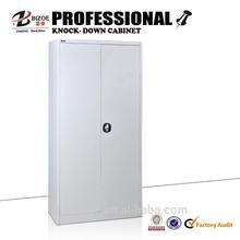 cheap kd 2 doors metal filings cabinet office furniture