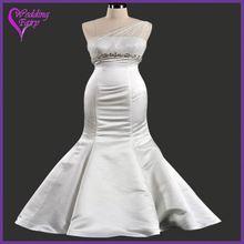 Professional OEM Factory Custom Design unique design sexy short 2011 new model wedding dr