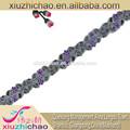 T0244- 3- 1( 1.2) africano de alta qualidade por atacado beautiful organza cordão de prata vestido de renda