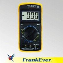 FRANKEVER DT9205A Angle adjustable digital multimeter