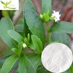 Organic Food sweetner Stevia Extract steviol glycosides 80%